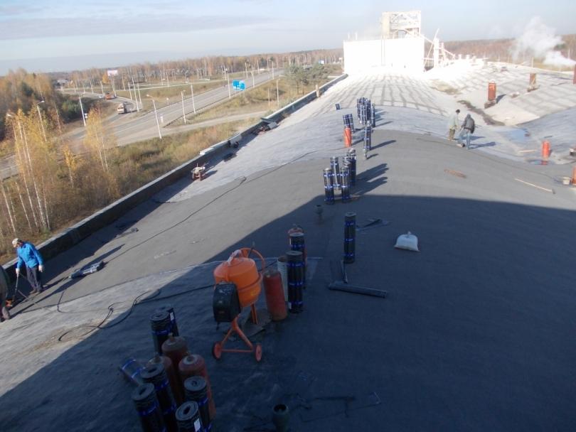 капитальный ремонт крыши