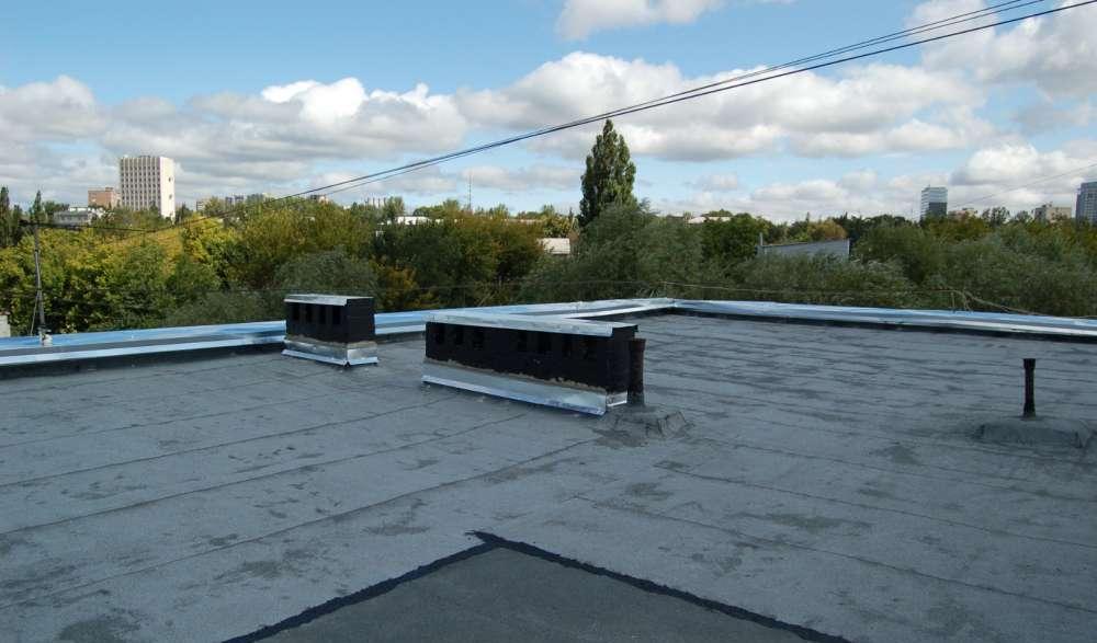 ремонт плоской крыши многоквартирного дома